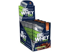 Big Joy Sports Big Whey Go Çikolata 15 Saşe 495 Gr