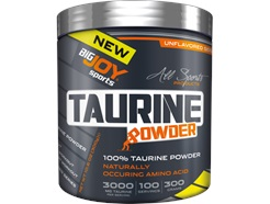 Big Joy Sports Taurine Powder 300 Gr
