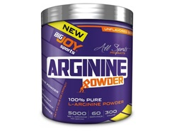 Big Joy Arginine Powder 300 Gr