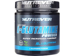 Nutrever L-Glutamine Powder 250 Gr