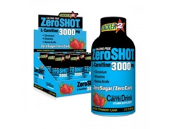 Zero Shot 3000 Mg L-Carnitine